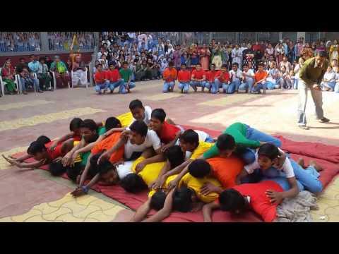 sports day republic high school  lal darwaza