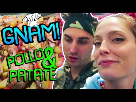 POLLO E PATATE! Casini in cucina con Sabri & Sascha ♥