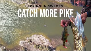 Catch MORE Pike Fishing in SUPER SLOW conditions