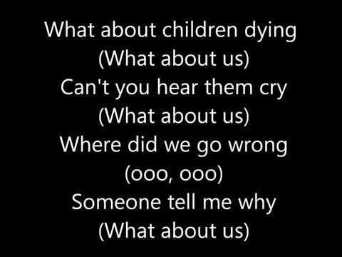 Lyrics Earth Song - Michael Jackson