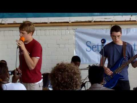 Cold Pizza at the Cleaners - Feel the Rock - Settlement Music School Summer Jam