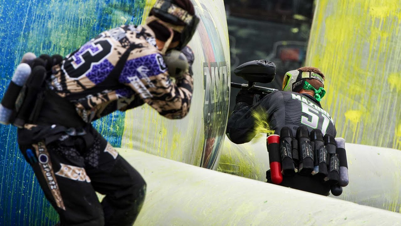 NXL World Cup Paintball | Red Legion vs. NY Extremw and Revo Elevation - 2019