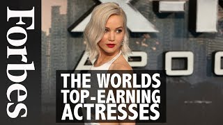 The Worlds Top-Earning Actresses