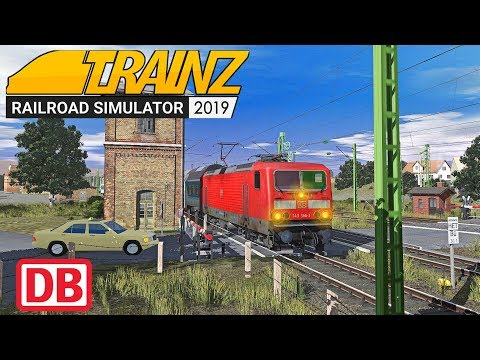 TRAINZ Railroad Simulator 2019 I #07