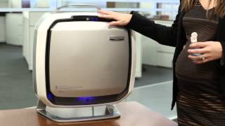 Fellowes AeraMax Professional AMIIIS Demonstration