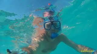 Подводный поиск в Египте с пинпоинтером-кольца,перстни серебро+монеты. Фильм 9.