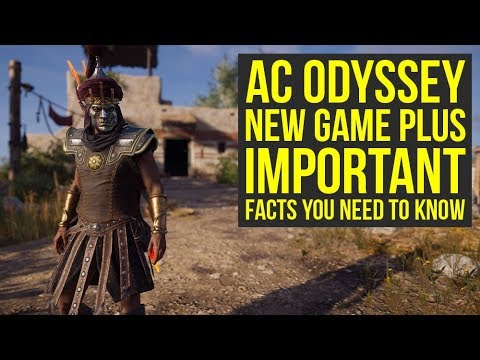 Assassin S Creed Odyssey New Game Plus Important Things You Need To Know Ac Odyssey New Game Plus Youtube
