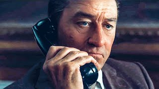 THE IRISHMAN Trailer (2019) Robert De Niro, Al Pacino