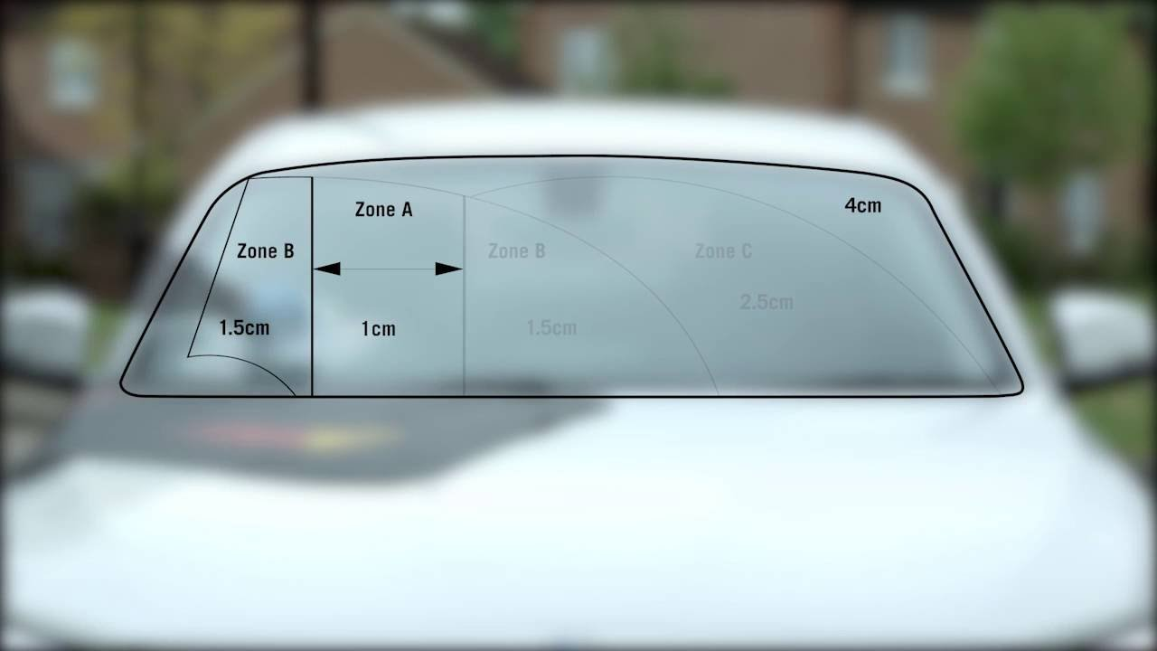 Damaged Windscreen What You Can Fix And What You Can T
