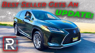 Here's Why The 2020 Lexus RX is The Top-Selling Luxury Vehicle in America