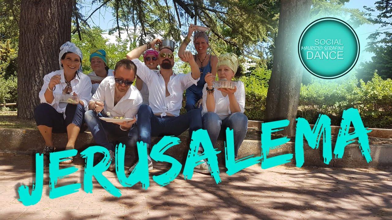 JERUSALEMA Master KG ft   \|/ DANCE CHALLENGE \|/ LINE DANCE \|/ BAILE EN LINEA \|/ flashmob