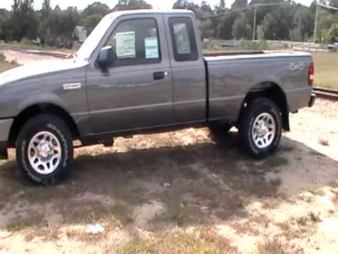 2011 ford ranger xlt supercab alloy wheels lined bed. Black Bedroom Furniture Sets. Home Design Ideas