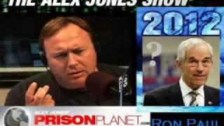 Ron Paul on The Alex Jones Show quot  Prepare   quot 2 2