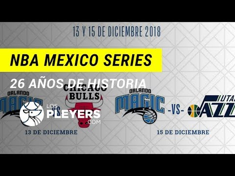 Los Pleyers | NBA Mexico Games 2018
