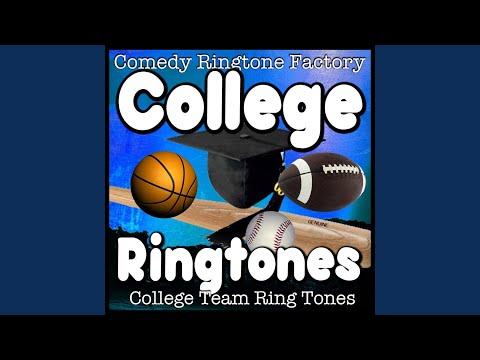 Alabama Crimson Tide College Sports Ringtone, Alarm, Alert