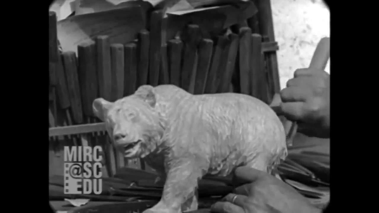 Berner Holzschnitzern 16 Sept  1929