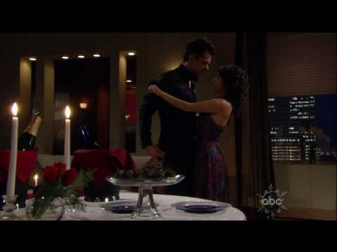 Patrick and Robin Scenes 12-28-09 (full clip)