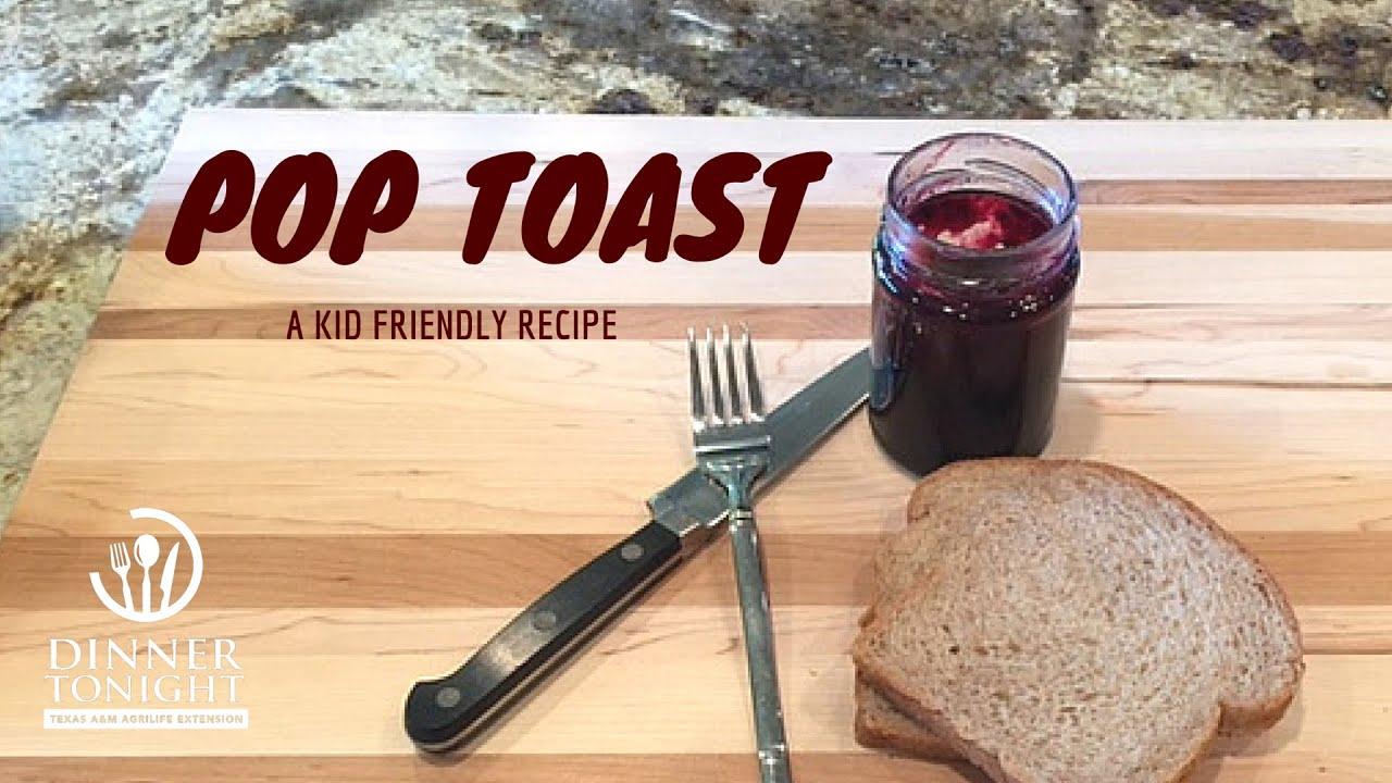 Pop Toast