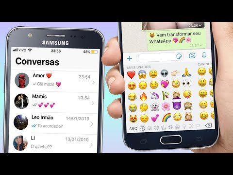 ? WHATSAPP IGUAL IPHONE NO ANDROID 1