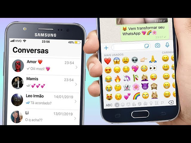 ???? WHATSAPP IGUAL IPHONE NO ANDROID