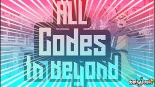 [EXPIRED!] UPDATE NEW FREE CODES +125 FREE TRIES!| ALL USABLE CODES ON NRPG| ROBLOX NRPG- Beyond
