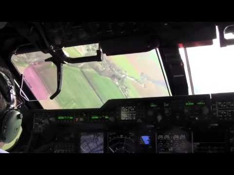 Airbus A400M flight test