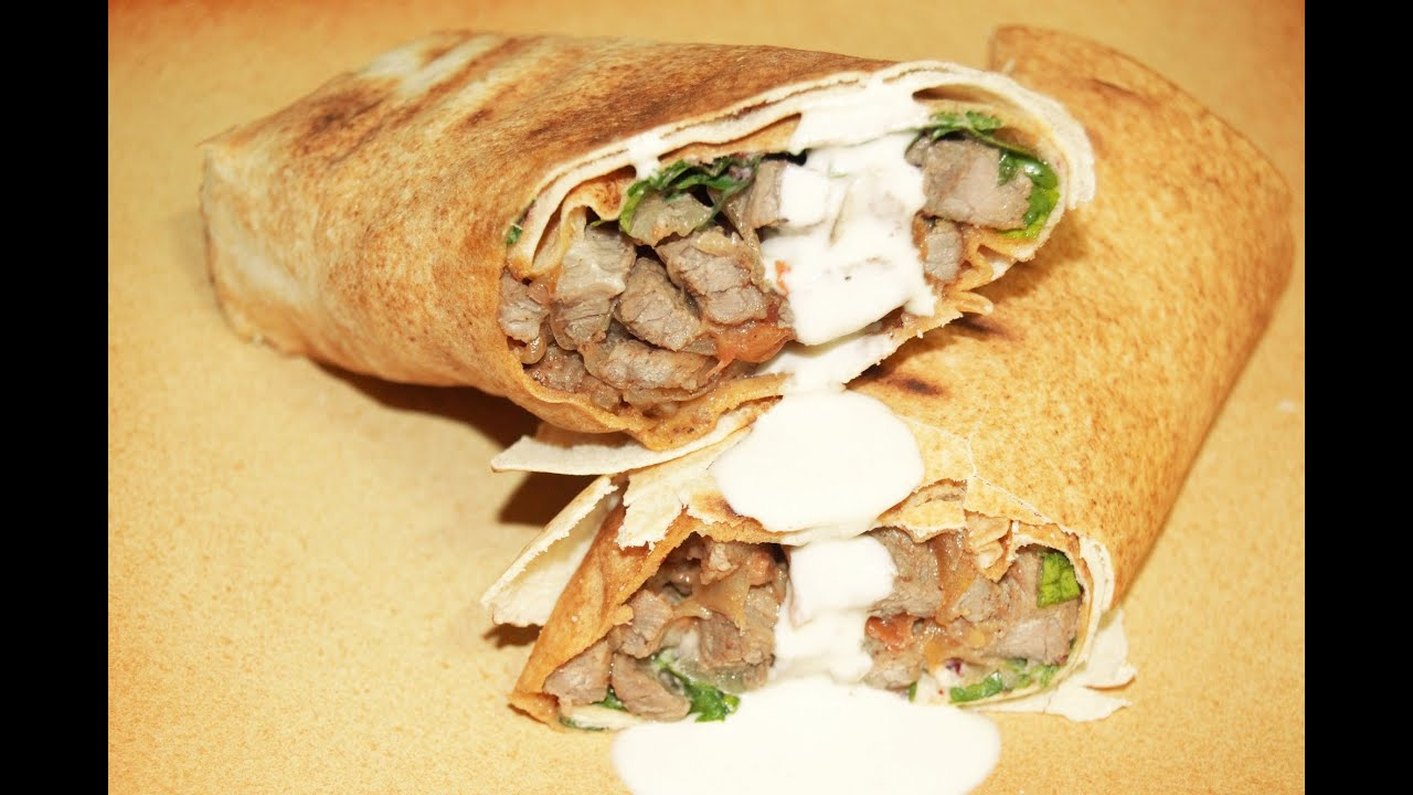 Beef shawarma recipe make it easy recipes youtube forumfinder Images