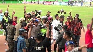 KERUSUHAN PERSIKA TERPARAH DI LIGA INDONESIA