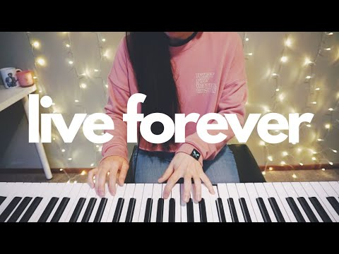 Liam Payne X Cheat Codes - Live Forever (ballad Piano Cover & Sheet Music)