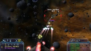 60FPS Test - Freelancer Gameplay (Post Campaign)