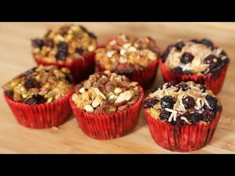 Baked Oatmeal 3 Delicious Ways
