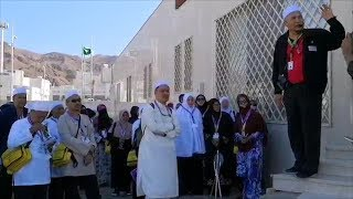 Visits and tours to prepare pilgrims for challenges of haj