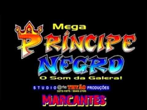 Principe Negro   Brega Marcante