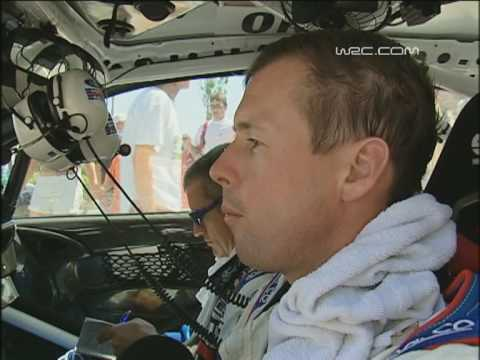 WRC Daily Highlights: Cyprus 2001 Day 1: 26 Minutes