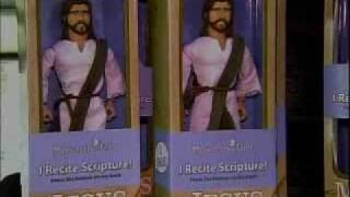 Toys for Tots rejects talking Jesus dolls