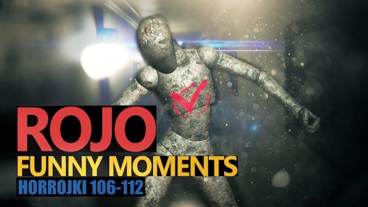 Funny Moments HORROJKI 106-112