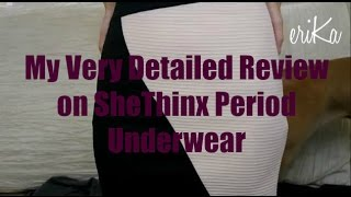 She Thinx Review | My Experience Using Period Underwear