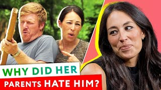 The Real Reason Why Joanna Gaines Parents Despise Chip | ⭐OSSA