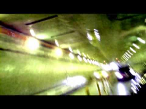 the tunnel between queens and manhattan - hyenas