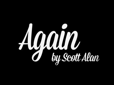Again by Scott Alan