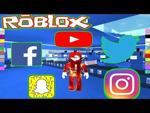 O TYCOON DAS REDES SOCIAIS NO ROBLOX - SOCIAL MEDIA TYCOON(NOVO JOGO)