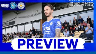 'A Much-Needed Break, But Now We Work' - James Maddison | Foxes In Pre-Season