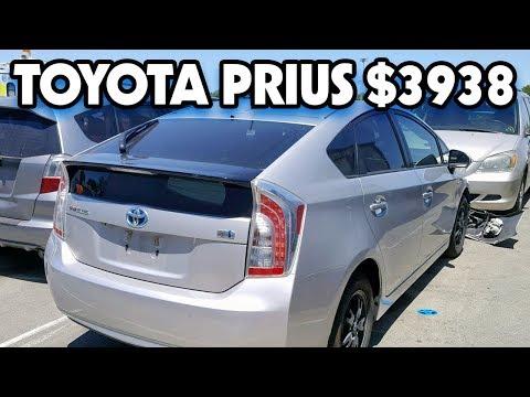 Toyota Prius / авто из США