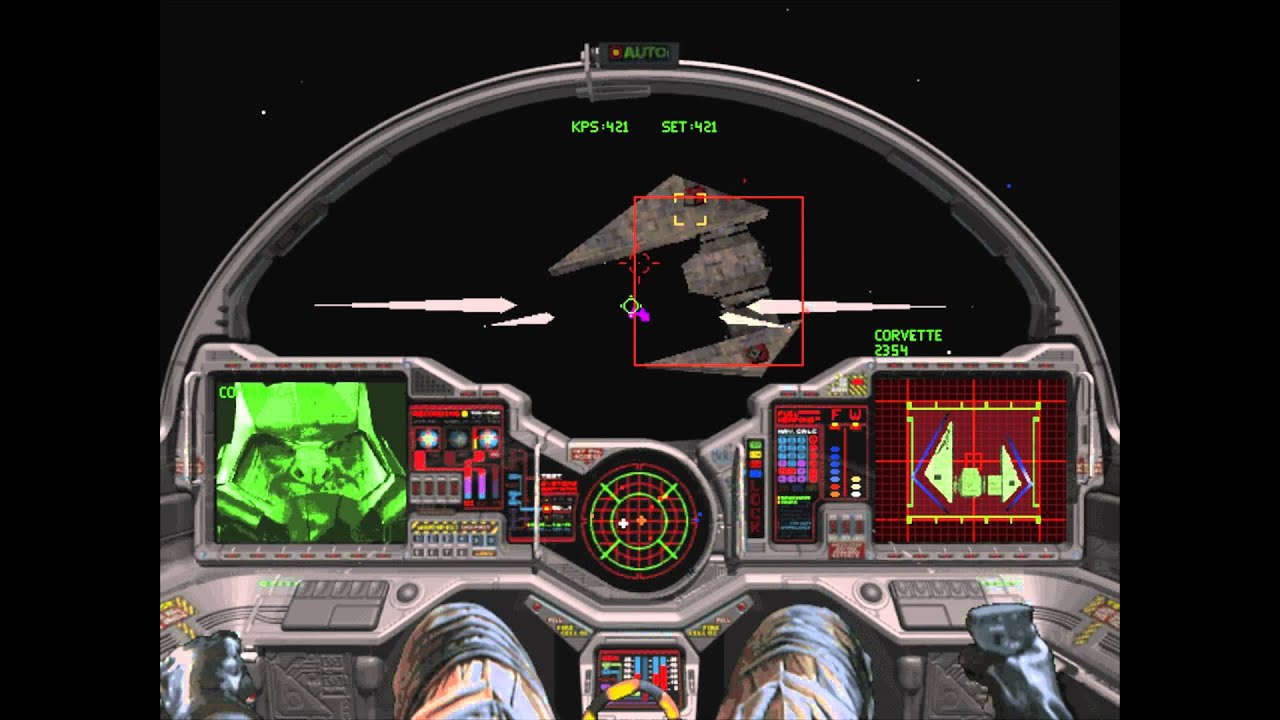 Wing Commander 3 Kilrah 1 Youtube