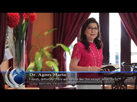 "Video Lensa Firman Episode: ""The Blessing Easter"" by Dr. Agnes Maria."