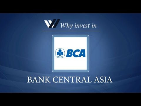Bank Central Asia - Why invest in 2015