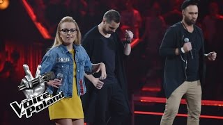 "The Voice of Poland VII – Marcelina Mróz vs Sebastian Wojtczak i Daniel Rychter – ""Part Time Lover"""