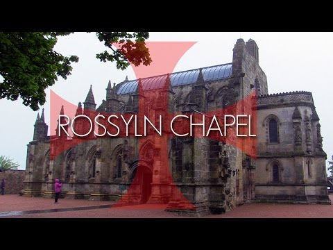 Rosslyn Chapel - Secret's of the Templars