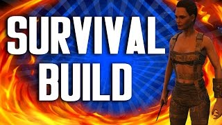 Fallout 4 Builds - The Survivalist - Survival Mode Build