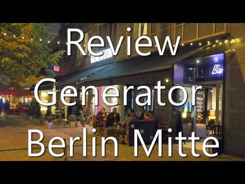 Review Generator Berlin Mitte (Hostel And Hotel)